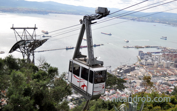 Cable Car Gibraltar