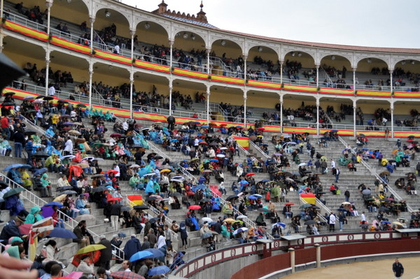 How to buy tickets to a bullfight in Spain