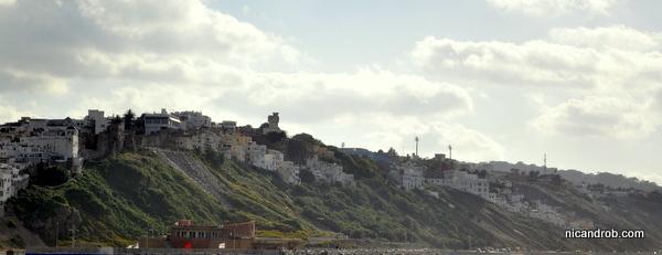 Tarifa skyline