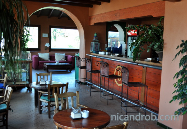 Hotel Bar at Dos Mares