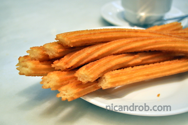 Fresh Churros