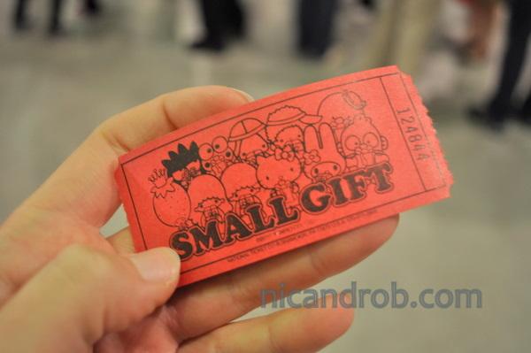 Small Gift Tour