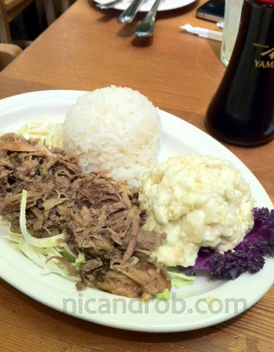 kingshawaiian kalua pork
