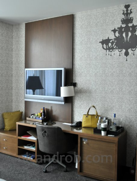 Hotel Sax interior