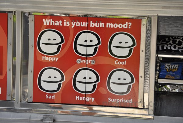 What is your bun mood?