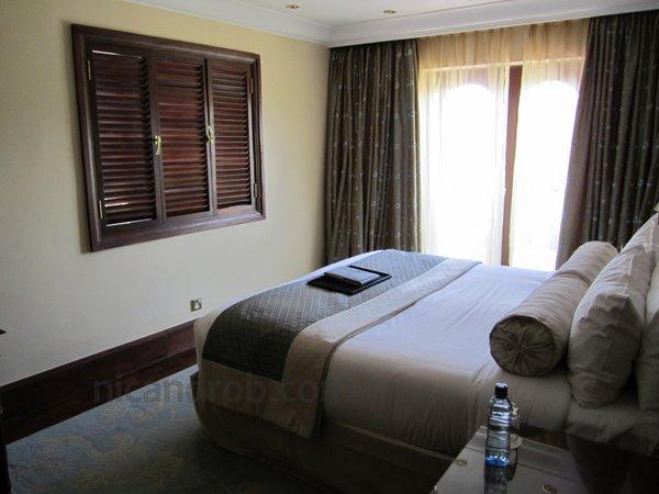 Safari Club Suite Bedroom