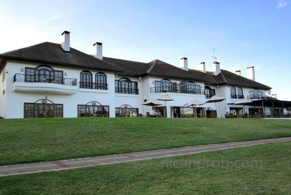 Safari Club Main Building