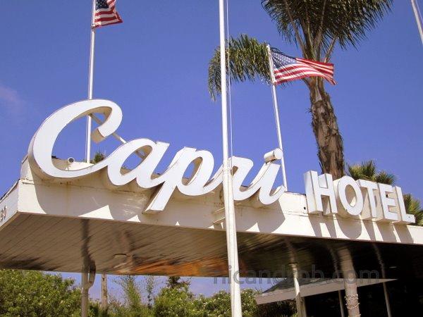 Capri Hotel, Ojai
