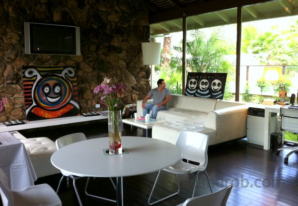 Capri Hotel Lobby