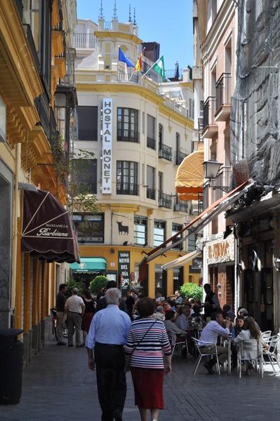 Sevilla walk