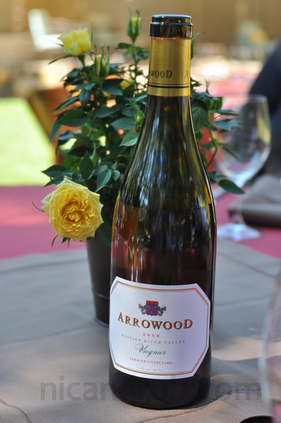 Arrowood Wine