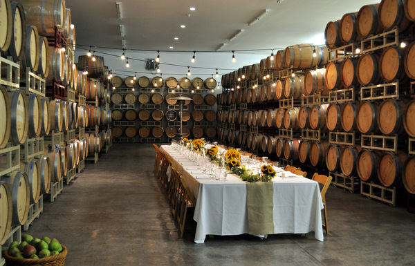 RoxyAnn Barrel Room