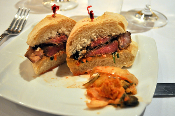 RoxyAnn Winery Bahn Mi