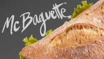 McDonald's France launches McBaguette sandwich