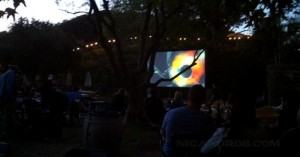 Movie Night at Malibu Wines