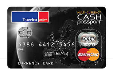 Cash Passport Master Card