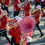 Easily the strangest tuba I've ever seen, courtesy of the Stanford marching band
