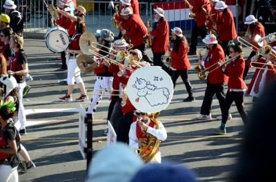 Cutest tuba cover ever, from the Stanford band.