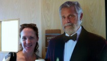 Wordless Wednesday: The Most Interesting Man in the World