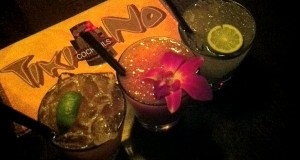 Tiki No drinks