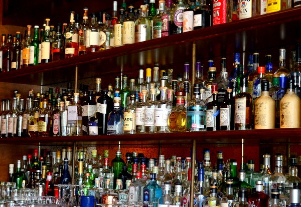 Wordless Wednesday: The World's Largest Gin Selection