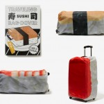 Sushi Luggage Covers Make Bags Easy to Spot