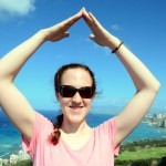 Landmark Photos: A Pose You Must Make at Diamond Head