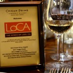 A LoCa Lunch with Lodi Wines